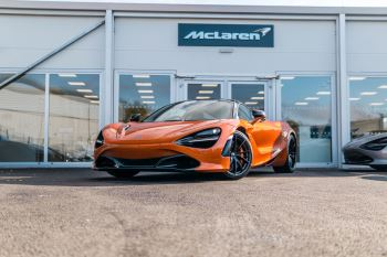 McLaren 720S V8 2dr SSG PERFORMANCE image 20 thumbnail